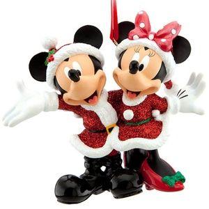 Genuine Disney Disneyland Mickey & Minnie Ornament